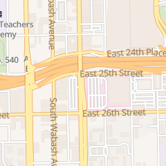 Directions for Occupational Medicine Mercyworks in Chicago, IL 2525 S Michigan Ave