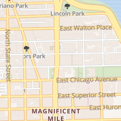 Directions for Metropolitan Limousine in Chicago, il 845 N Michigan Ave Ste 1B