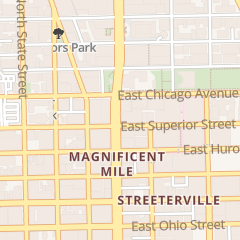 Directions for Northwestern Skin Cancer Institute in Chicago, IL 737 N Michigan Ave Ste 2310