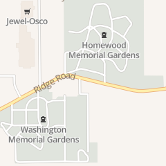 Directions for Parnell Self Storage in Homewood, IL 18007 Parnell Ave
