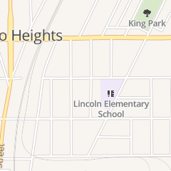 Directions for Dish Network in Chicago Heights, IL 1506 Wallace St