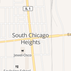 Directions for Steger tv Electronics llc in Chicago Heights, IL 25 W Sauk Trl