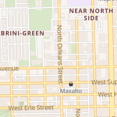 Directions for Nail Factory & Spa in Chicago, IL 844 N Orleans St