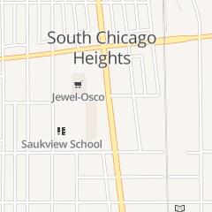 Directions for Family Dollar Store in South Chicago Heights, IL 3316 Chicago Rd