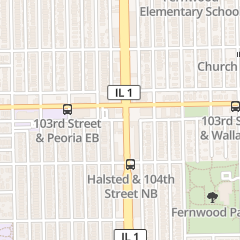 Directions for Natural Nail in Chicago, IL 10320 S Halsted St