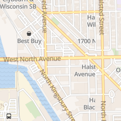 Directions for Dental Salon in Chicago, IL 939 W North Ave Ste 800