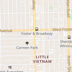 Directions for Asian Village Medical Clinic in Chicago, IL 5129 N Broadway St