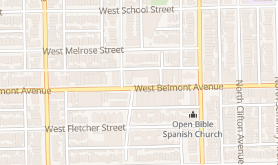 Directions for Howards Wine Cellar in Chicago, IL 1244 W Belmont Ave