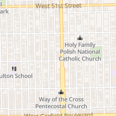 Directions for Access Community Health Network in Chicago, IL 5256 S Ashland Ave