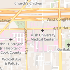 Directions for Kanner Andres MD in Chicago, IL 1725 W Harrison St