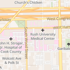Directions for Rush Institute for Mental Well-Being in Chicago, IL 1725 W Harrison St