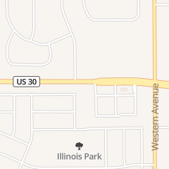 Directions for Vincent Oganwu Dds in Olympia Fields, IL 2520 Lincoln Hwy Ste F