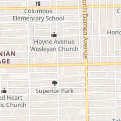 Directions for Samson Inc in Chicago, IL 2056 W Chicago Ave