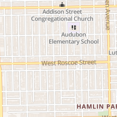 Directions for Exsalonce in Chicago, IL 2150 W Roscoe St