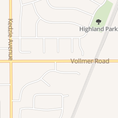 Directions for Grund John a DDS in Flossmoor, IL 3235 Vollmer Rd Ste 115
