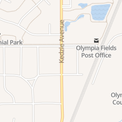 Directions for ST JAMES HOSPITAL AND MEDICAL CENTER OF OLYMPIA FIELDS in Olympia Fields, il 4001 Vollmer Rd