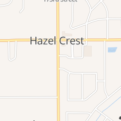 Directions for Family Dollar Store in Hazel Crest, IL 17521 Kedzie Ave