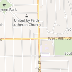 Directions for French Nail Salon in Evergreen Park, IL 9848 S Kedzie Ave