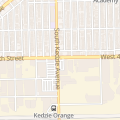 Directions for An's Nail in Chicago, IL 4705 S Kedzie Ave