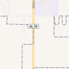 Directions for State of Alabama At&t in Robertsdale, AL 21341 State Highway 59