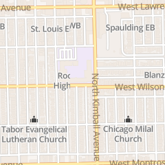 Directions for Heartland Health Center-Roosevelt in Chicago, IL 3436 W Wilson Ave
