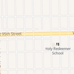 Directions for A Academy of Self Defense and Fitness in Evergreen Park, IL 3753 W 95th St