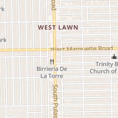 Directions for Divine's Salon in Chicago, IL 6715 S Pulaski Rd