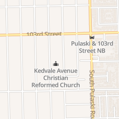 Directions for Ed's One Stop Appliance Repair in Oak Lawn, IL 10340 S Karlov Ave