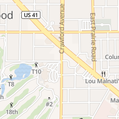Directions for Vergo Salon in Lincolnwood, IL 6706 N Crawford Ave