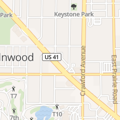 Directions for Luna Nails in Lincolnwood, IL 6839 N Lincoln Ave
