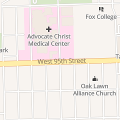 Directions for Eias Jweied M.D. in Oak Lawn, IL 4400 W 95th St Ste 205