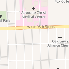 Directions for Earl Hayes in Oak Lawn, IL 9513 S Kenneth Ave