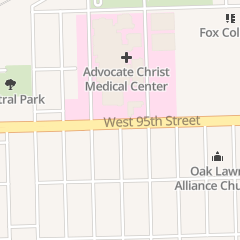 Directions for Dr. Stephanie r Jennings M.D. in Oak Lawn, IL 4440 W 95th St Ste 1200h
