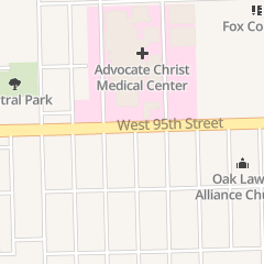 Directions for Melissa A Boling D O in Oak Lawn, IL 4440 W 95th St
