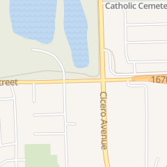 Directions for Frank J Ryan Atty in Oak Forest, IL 4849 167th St