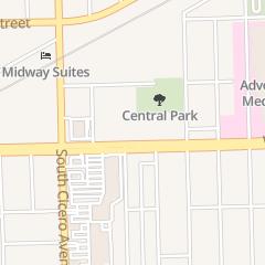 Directions for Elizabeth Yepez MD in Oak Lawn, IL 4700 W 95th St