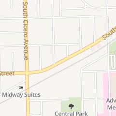 Directions for Emil J Zager Dpm in Oak Lawn, IL 4650 Southwest Hwy