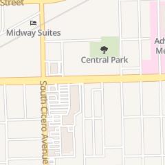 Directions for W Frank Zappa Dpm in Oak Lawn, IL 4701 W 95th St