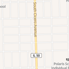 Directions for Witous Daniel W in Oak Lawn, IL 10600 S Cicero Ave Ste A