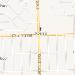 Directions for Wireless Vision in Oak Lawn, IL 10312 S Cicero Ave