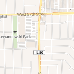 Directions for Miss Nails in Oak Lawn, IL 8830 S Cicero Ave