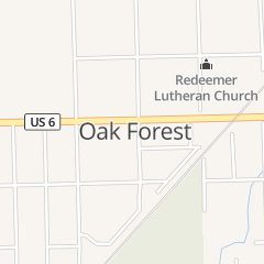 Directions for Valpak Chicago South in Oak Forest, IL 5101 159th St