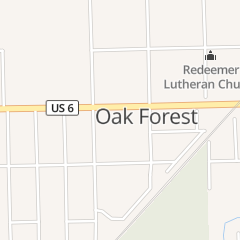 Directions for U-Haul in Oak Forest, IL 5135 159th St