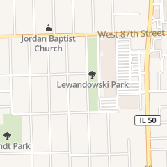 Directions for Ernie's Glass in Oak Lawn, IL 8808 S 49th CT