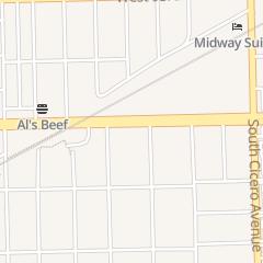 Directions for Wynn Nails & Spa in Oak Lawn, IL 4957 W 95th St