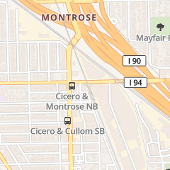 Directions for T S Wright MD in Chicago, IL 4757 W Montrose Ave