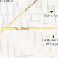 Directions for Carmen's Barber & Beauty Salon in Burbank, IL 7907 Lockwood Ave