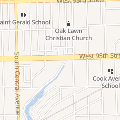 Directions for Fulfilled Hair Salon Passion in Oak Lawn, IL 5427 W 95th St