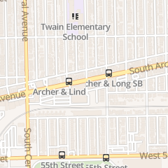 Directions for K'S Nails in Chicago, IL 5813 S Archer Ave