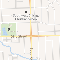 Directions for Velvet Nails in Oak Lawn, IL 10254 Central Ave